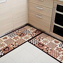 DWW Küche Teppiche Teppich lange Toilette