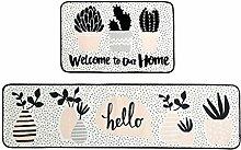 DWW Küchen - Teppiche Pflanze kreative
