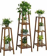 DX Kreativität aufrecht Holz Blume Stand Pflanze