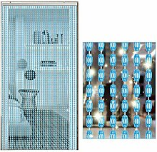 DX Türvorhang,Perlenvorhang Raumteiler Hängende