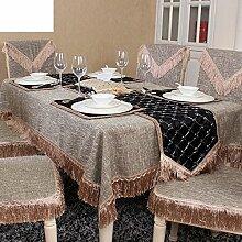 DXG&FX Europäischen Stil einfach Tisch Stoff