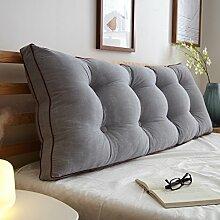 DXG&FX Gewaschen Baumwoll-Bett Kissen Kissen Sofa