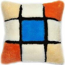 DXG&FX Kissen mit core Rubik's Cube Design