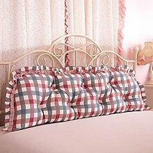 DXG&FX Sofa Kissen auf Baumwoll-Bett Cotton