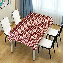 DXG1 Tischdecke für Esstischdecke/Tischdecke mit