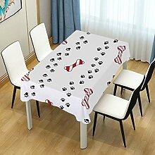 DXG1 Tischdecke mit weihnachtlichem