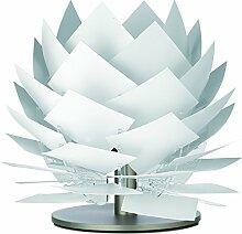 Dyberg Larsen PineApple XS Weiß Tischlampe