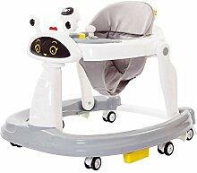 Dybory Baby Activity Walker, 2-In-1 Baby Walker