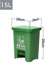 DYFYMX-Mülleimer Recyclingbehälter für