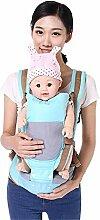 DYHQQ Babytrage Für Neugeborene -