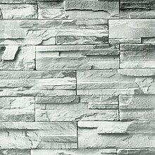 DyNamic 10m Rustikal Grau Ziegel selbstklebende