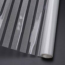 DyNamic 200 × 45cm Frost-Fenster-Film-statisches