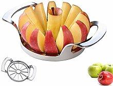 DYOYO Apfelschneider Apfelteiler Apfelschäler