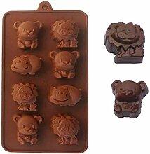 DYTJ-Molds Formen Silikon Schokoladenform