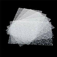 DYTJ-Molds Formen Transparente Kunststoff Fondant