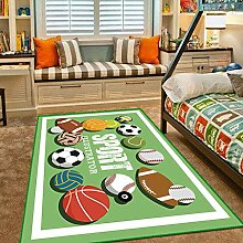 DYY Kinderzimmer Teppich Wohnzimmer Sofa/Tee