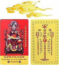 DZANS Amulett Feng Shui Karte 2020 Chinesisches
