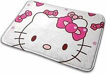 DZNLHM Hello Kitty Waschbare Küchenmatte
