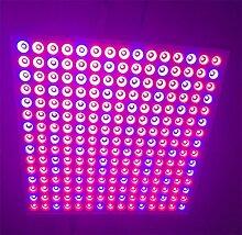 DZW 45w Pflanze wachsende Licht Led Pflanze Wachstum Lampe 660nm volle Spektrum rot hellblau Licht Pflanze Licht Für Indoor Pflanzen Blumen Wachstum Gemüse Gewächshaus Bio , 660nm+450nm High quality