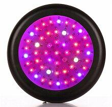 DZW LED wachsen Lichter 150W UFO LED wachsende Lampe volle Spektrum Pflanze wachsen Beleuchtung für Innenpflanzen und Blume mit IR UV Licht High quality