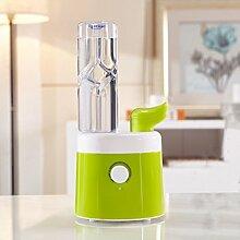 DZW Mineralwasser-Flaschen-Luftbefeuchter, 0 Strahlungs-Nebel-Befeuchtung, Netzstecker, Beweglicher Umweltschutz Passend Für Innenministerium,Green