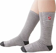 DZX Elektrische Beheizte Socken/Aufladbare