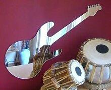 E-gitarre Spiegel 65cm x 28cm Dean Stil