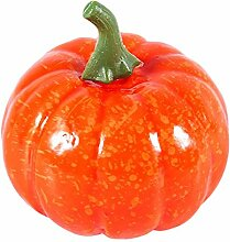 e squash falsche künstliche mini Orange pumpkin