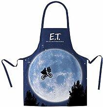E.T. Der Außerirdische - Kochschürze + Handschuh
