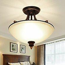 E27 Deckenleuchte Retro Vintage Antik design-lampe