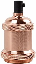 E27-Lampenkopf, langlebiger Edison-Sockel,