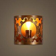 E27 Loft-Wandlampen Wandlampe Vintagelampe