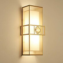 E27 Wandlampe Schlafzimmer Mit stoffschirm für