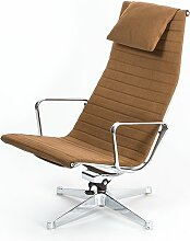 EA 124 Stuhl von Charles & Ray Eames für Herman