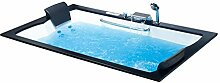 EAGO Design Whirlpool AM185-1JDTSZ 200x120cm -