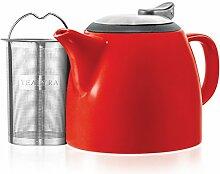 ealyra Drago Keramik Teekanne–großen