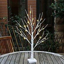 EAMBRITE Lichterbaum Lichterzweige für Innen 24