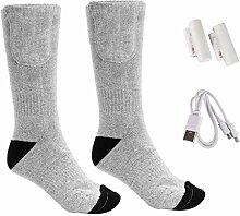 Eariy Elektrische Socken Lade WäRme Warme Lange