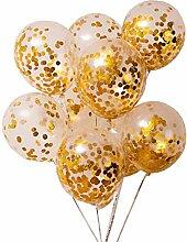 East Utopia Mischen Latex Ballons Hochzeit