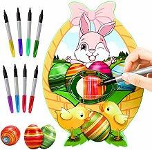 Easter Egg Decoration Set, Easter Egg Decorating