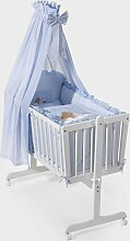 Easy Baby Wiege mit Ausstattung 90x45 cm