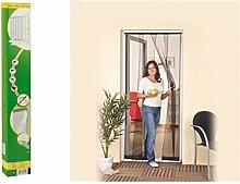 easy life Insektenschutz Tür Vorhang 100 x 220 cm