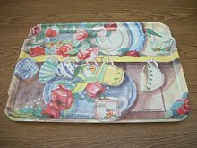 Easy Life Teekanne aus Borosilikatglas mit Tee-Ei, Porzellan, Mehrfarbig, 16 x 12 x 10.5 cm