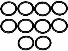 Easy-Shadow - 20 Stück Gardinenringe Ringe