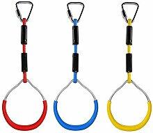 Easy-topbuy 3 Stück Lenkerringe Swing Bar Rings