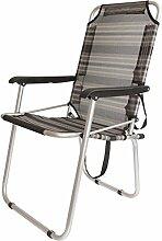 Easykado–Sessel Relax Piccolo aus Textilene und Aluminium