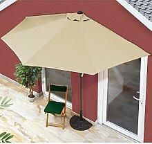 EASYmaxx Sonnenschirm 'Balkon/Terasse