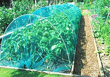 Easynets Flexibler Gartentunnel, große Abdeckung