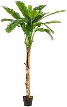 Easyplants Kunst Bananenbaum 180cm