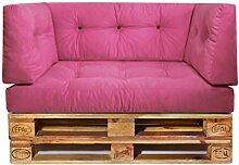 Easysitz Palettenkissen Set Geeignet für Indoor